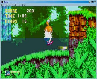 Sega Genesis Sonic3